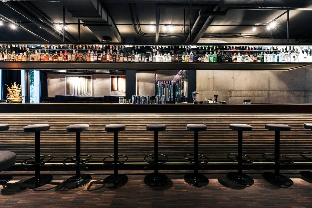 Sir Walter Bar