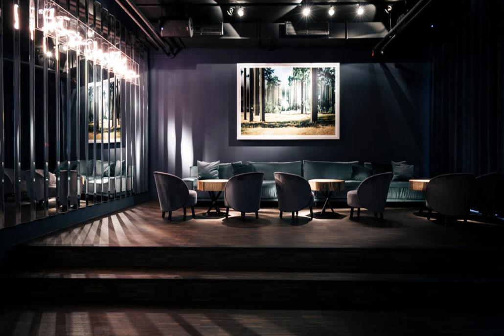 Sir Walter Bar Lounge