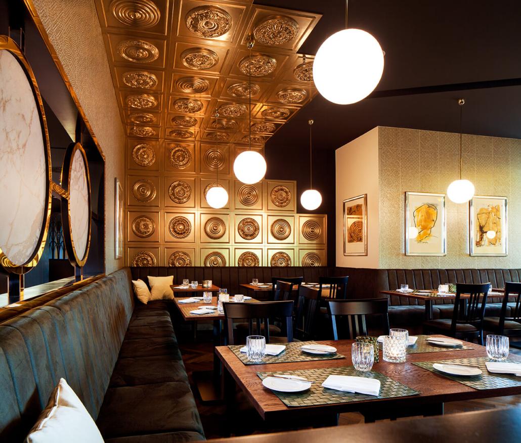 Das Restaurant SYGHT in Dortmund